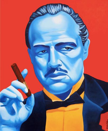 'Corleone' - Limited Edition Lithograph