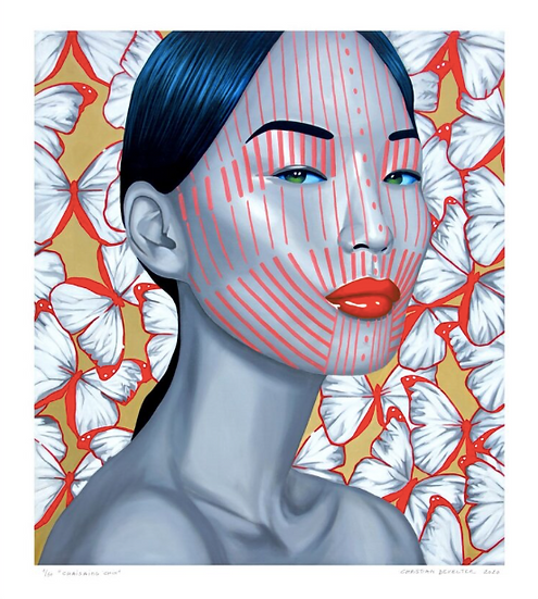 'Chaisaing Chin' Limited Edition Lithograph