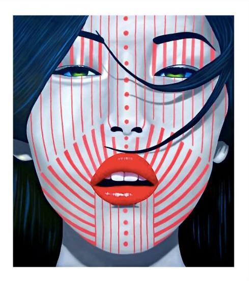 'Wakim Chin' Limited Edition Lithograph