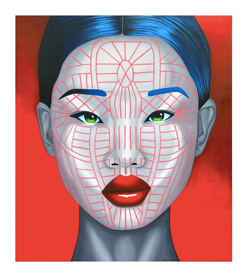 'Kyar Chin' Limited Edition Lithograph