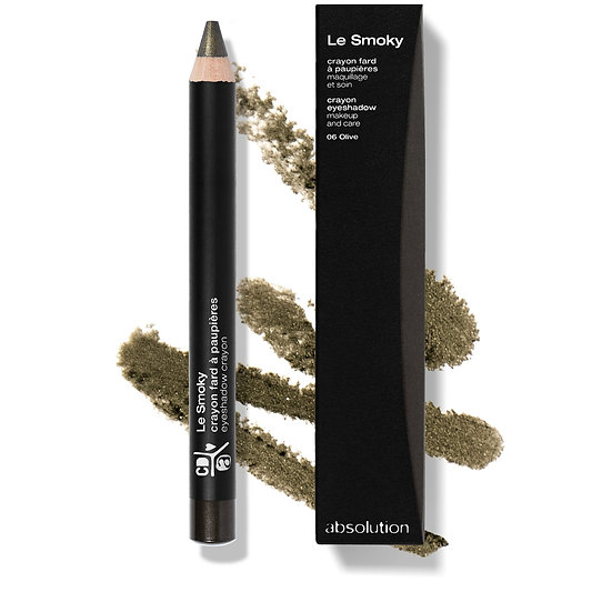 Absolution Eyeshadow The Smoky Olive 06 | Le Smoky Christophe Danchaud