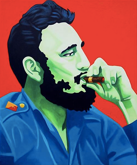 'Castro' - Limited Edition Lithograph