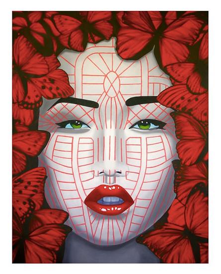'Siyin Chin' Limited Edition Lithograph