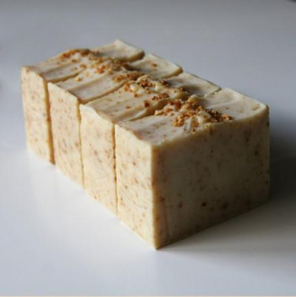 Schmoap Orange Zest Soap