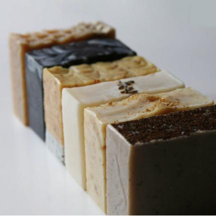 Schmoap Soap Collection of 6 Pieces