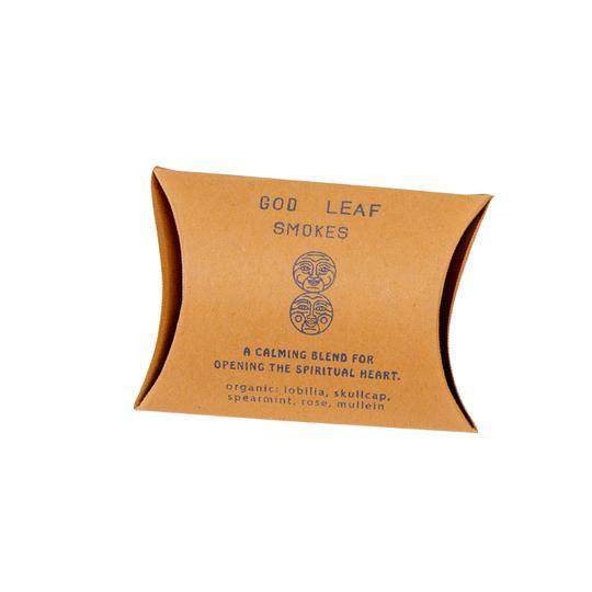God Leaf | Herbal Smokes
