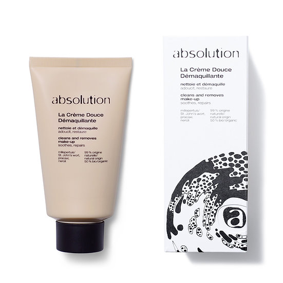 Cleanser & Makeup Remover Cream | La Crème Douce Démaquillante