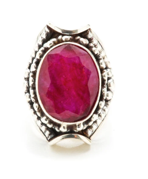 Aditi Ring - Ruby II