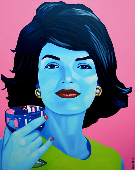'Jackie' Limited Edition Lithograph