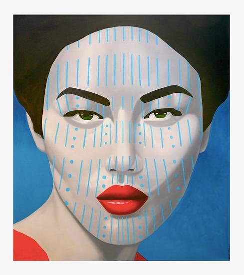 'Dulong Derung' Limited Edition Lithograph