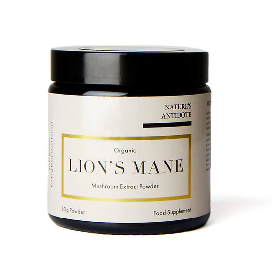 Lion's Mane Extract Powder | Nature's Antidote
