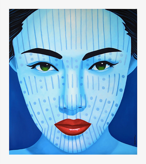 'Ngalaa Chin' Limited Edition Lithograph