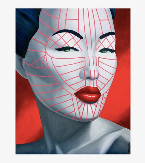 'Thado Chin' Limited Edition Lithograph