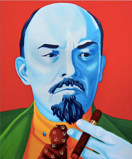 'Lenin' - Limited Edition Lithograph