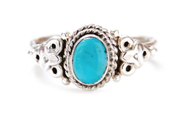 Penny Ring - Turquoise