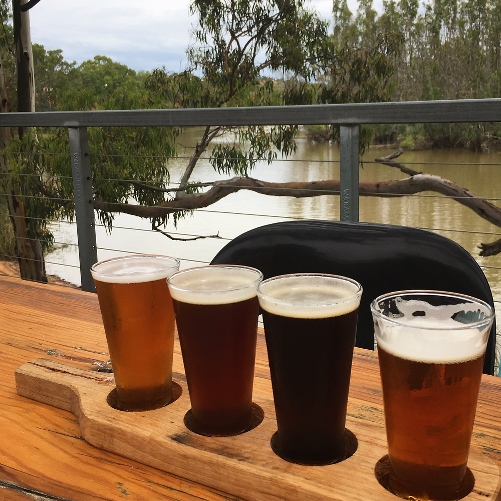 Woolshed Brewery, Murray River