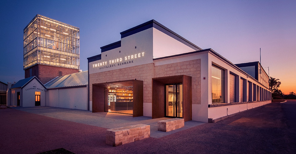 23rd Street Distillery, Renmark, SA