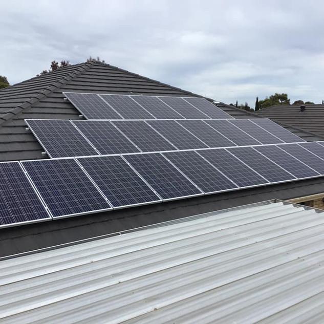 Solar panel installation Adelaide