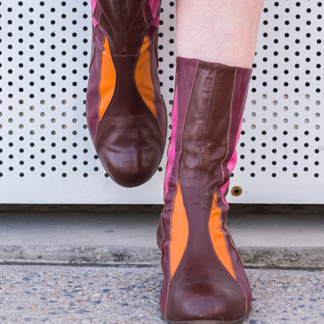 Autumn Inlay Boot