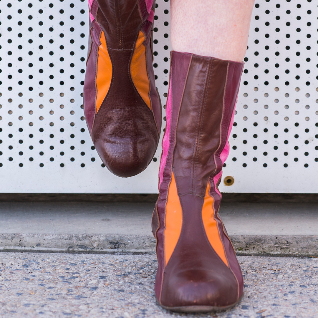 Autumn Inlay Boot