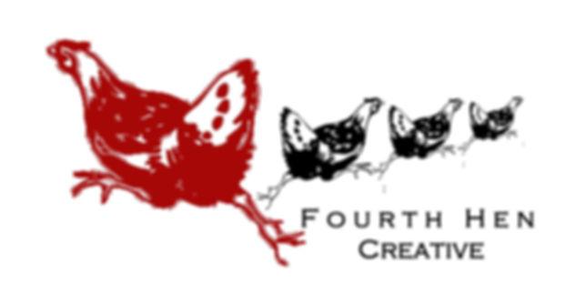 Fourth Hen Creative logo