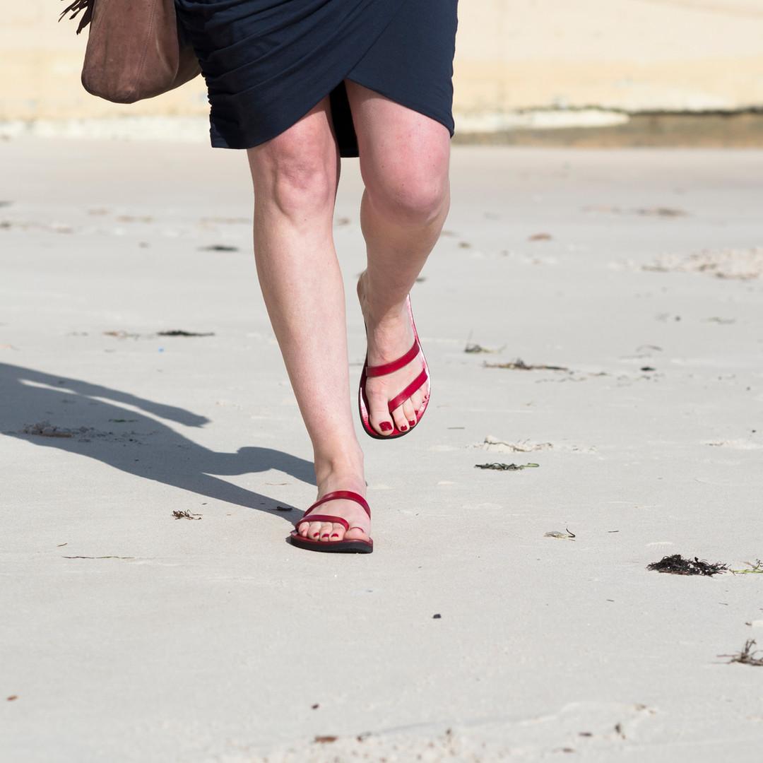 Twin Thong Sandal