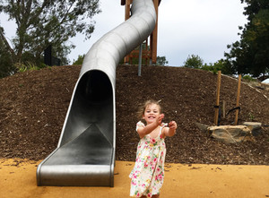NEW Thalassa Park Playground, Aberfoyle Park