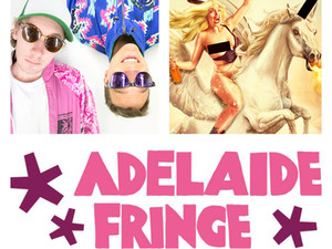 Two acts to see before the Adelaide Fringe Ends...