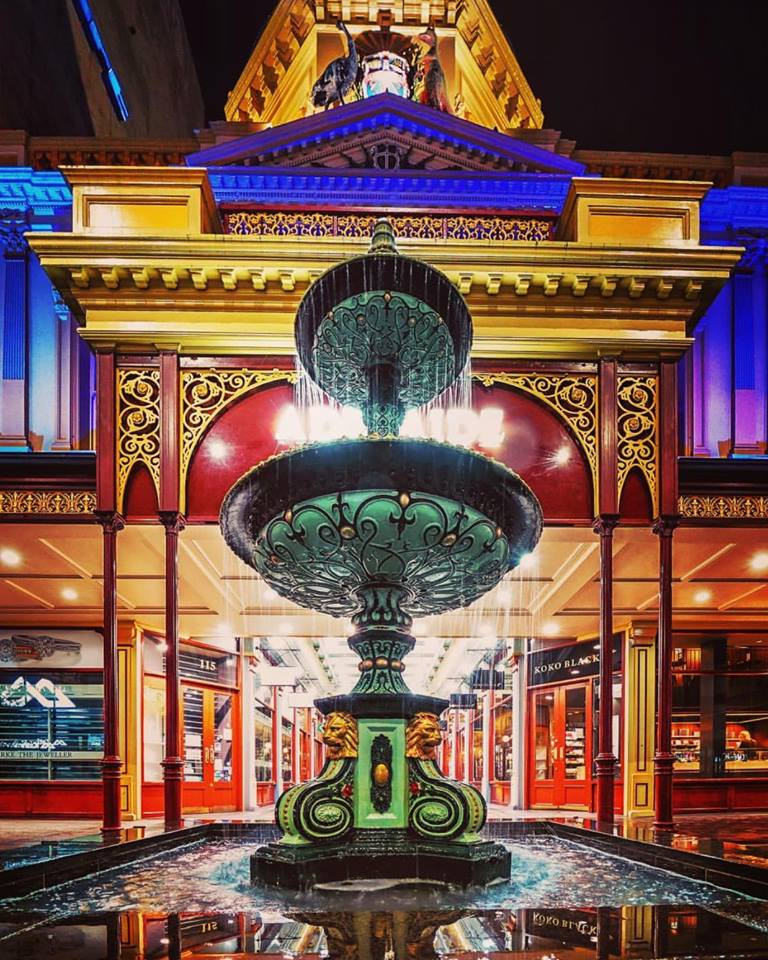 Is the Adelaide Arcade haunted