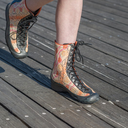 Sneaker Style Boot