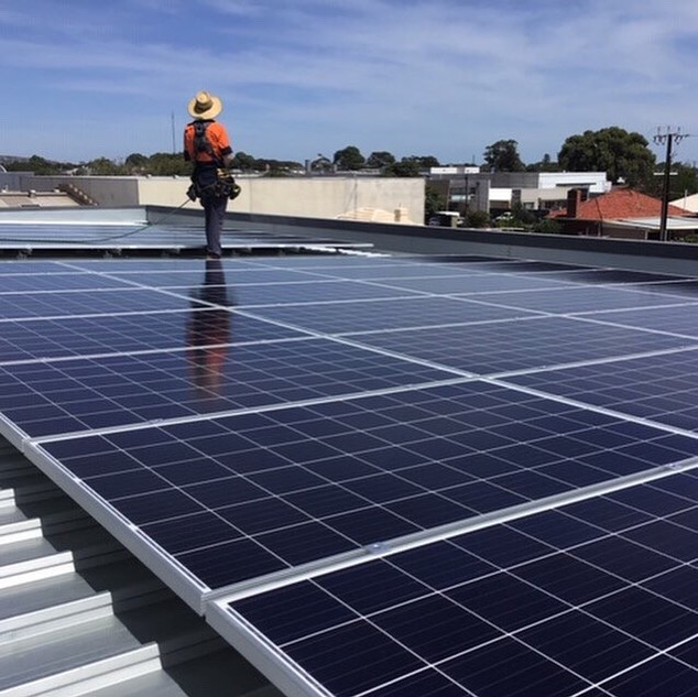 Solar installer Adelaide