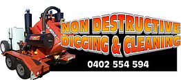 Non destructive digging and cleaning Adelaide, high pressure cleaning Adelaide, Hydro jet Adelaide, underground service locating Adelaide