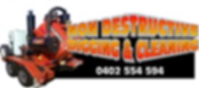 Non destructive digging and cleaning Adelaide, non destructive digging Adelaide, hydro jet Adelaide, hydro excavation