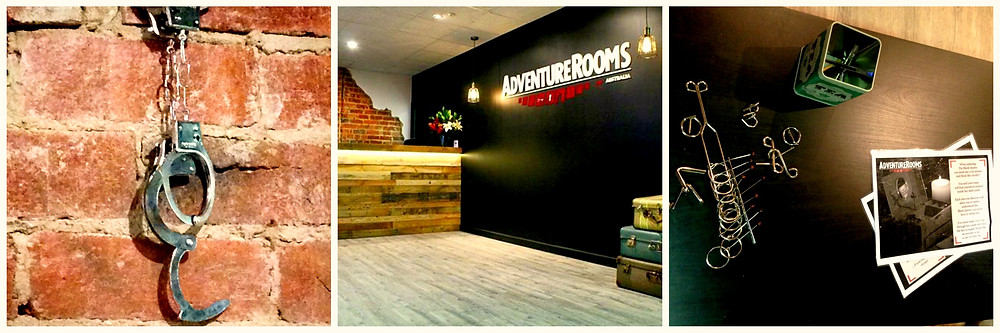 The Adventure Rooms Adelaide