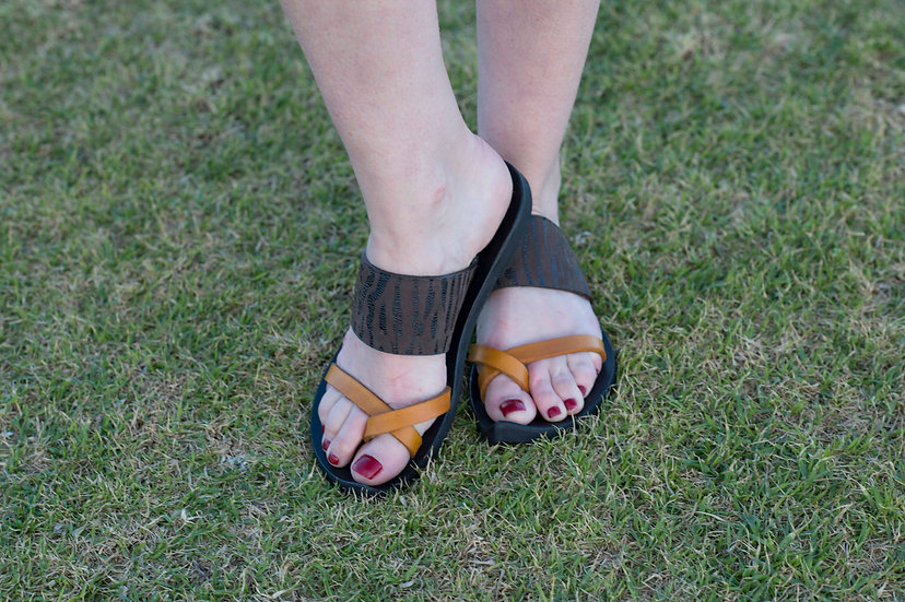 Indian Cross Over Toe Strap