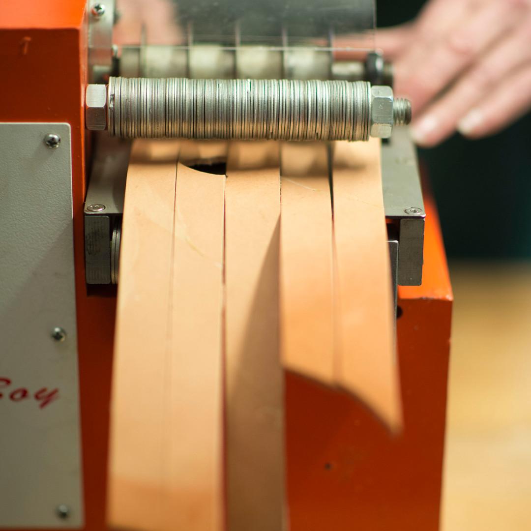 Strap Cutting
