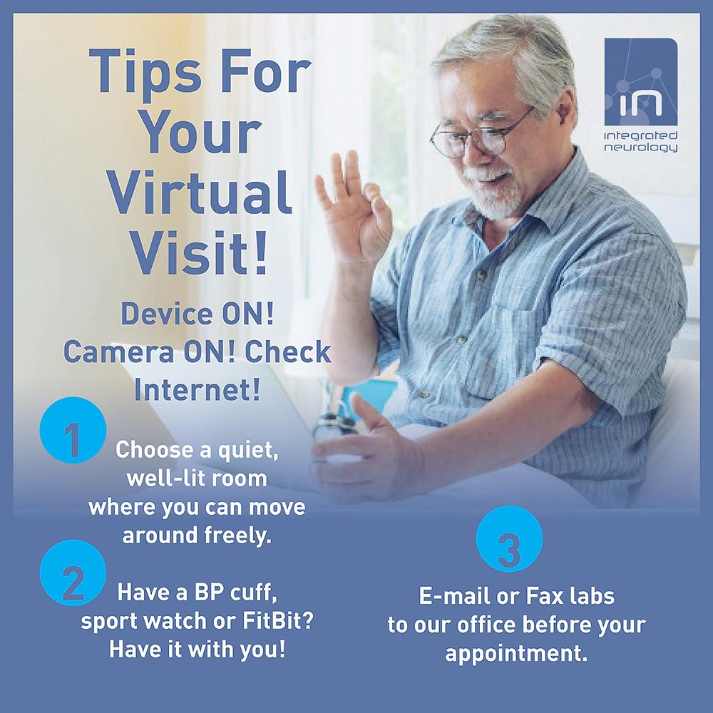 Patient Virtual Office Visit