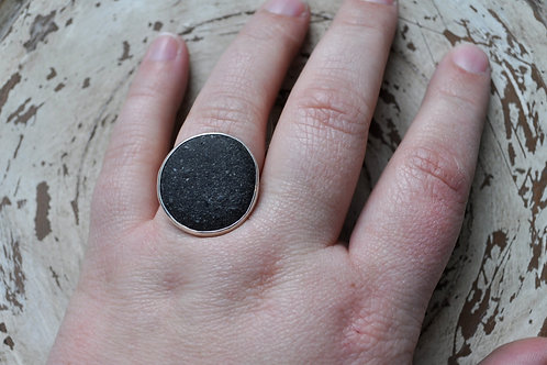 Beth Clark Round Ring