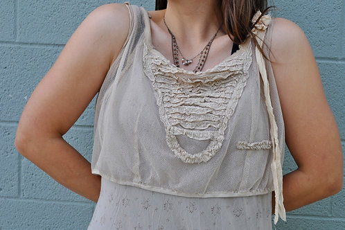 Magnolia Pearl Olive Mae Cropped Layering Tank