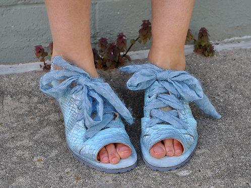 Papucei Sessile Blue Sandal