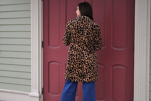 Papillon Leopard Coat
