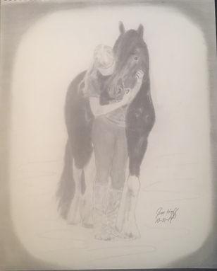 Jan Hall's black horse sketch (3).JPG