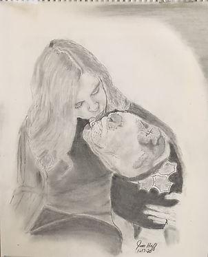 Shelby's bulldog sketch 2 (2).JPG