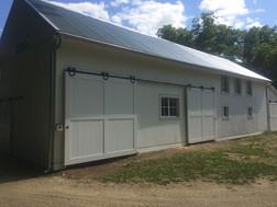 Cummington Barn
