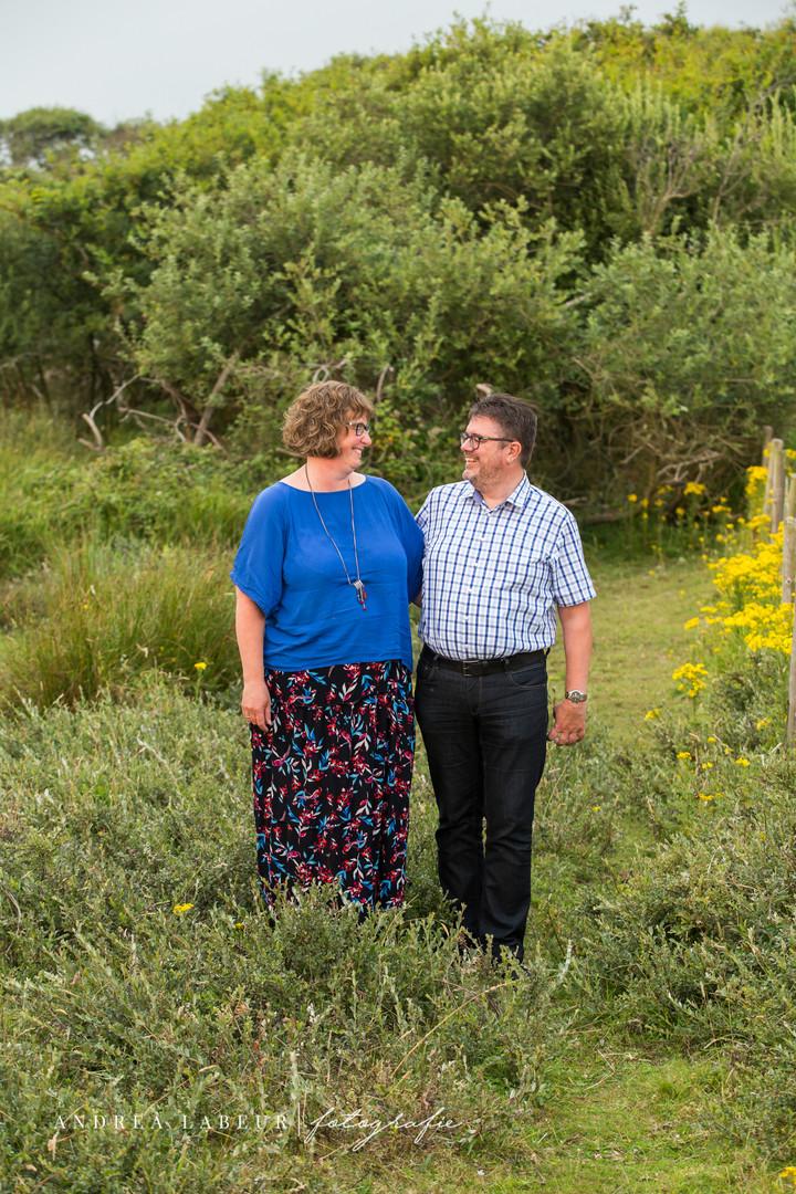 Fotografie 25 jaar getrouwd