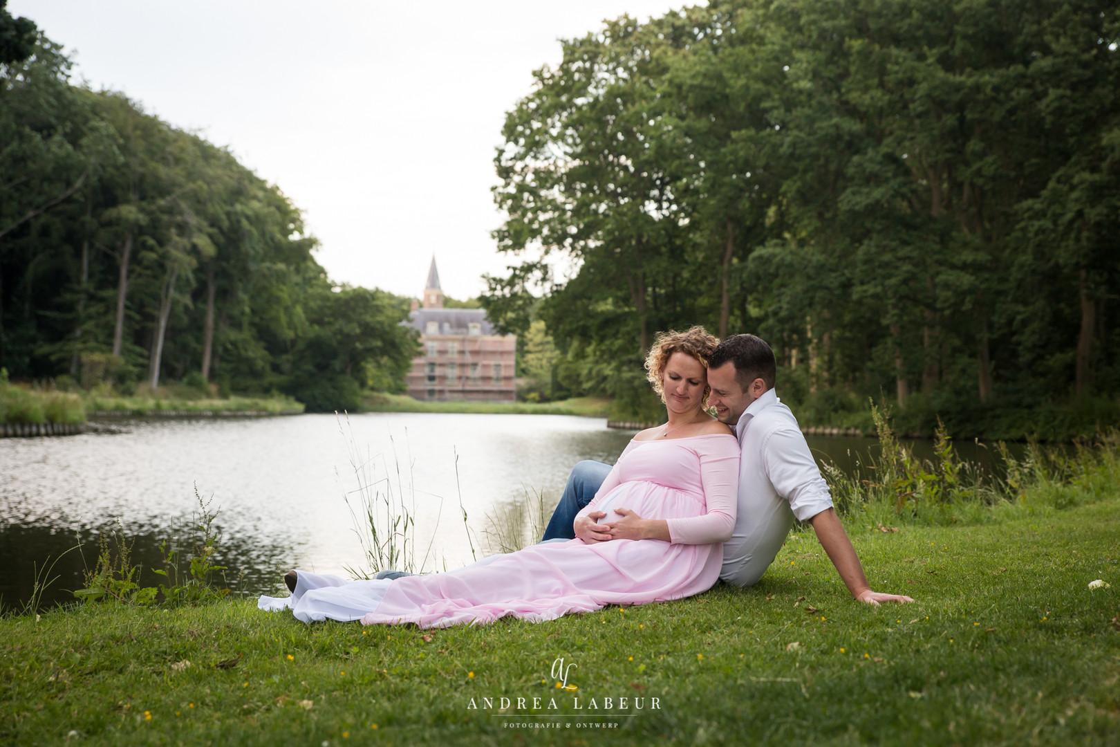 liefdevolle zwangerschaps foto's middelburg