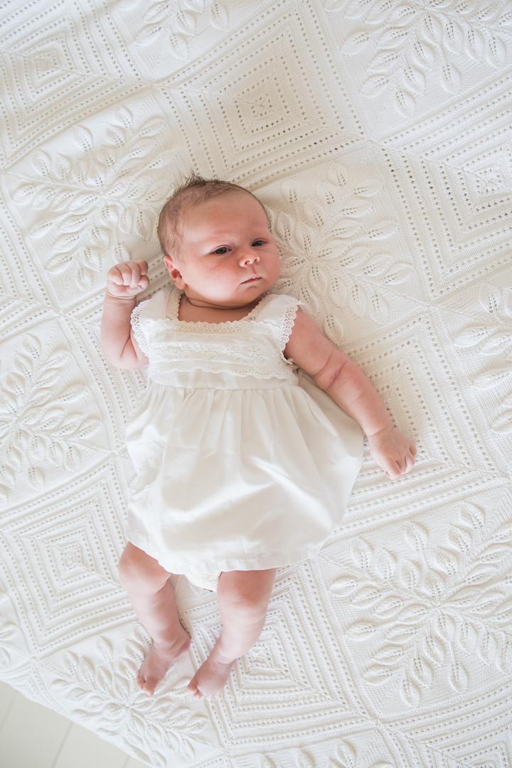 baby fotoshoot zeeland
