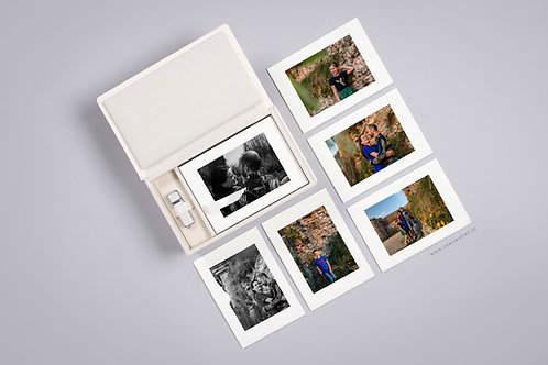 Collection Box incl. afdrukken 13x18 formaat
