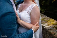 Details bruidspaar