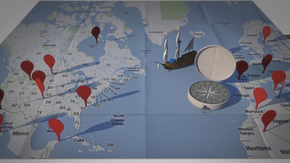 Animated Explainer Video for Google Mapmaker